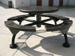 roundpicnictables1
