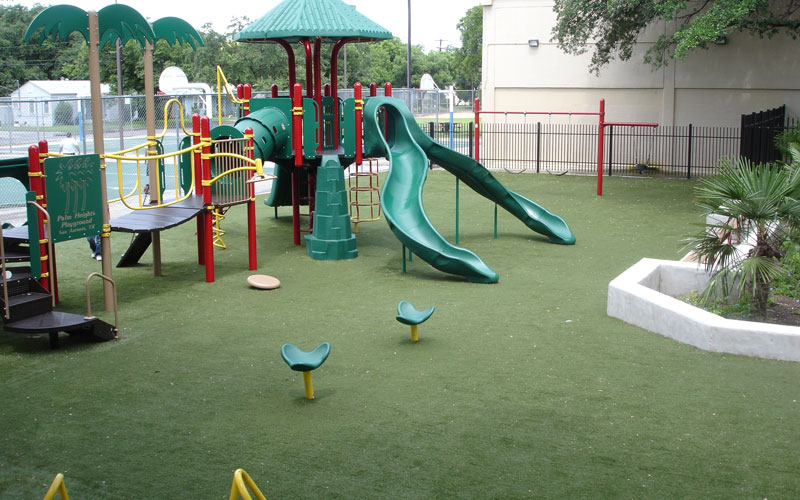 Playground surfacing mile high play systems - Playground surfaces for home ...